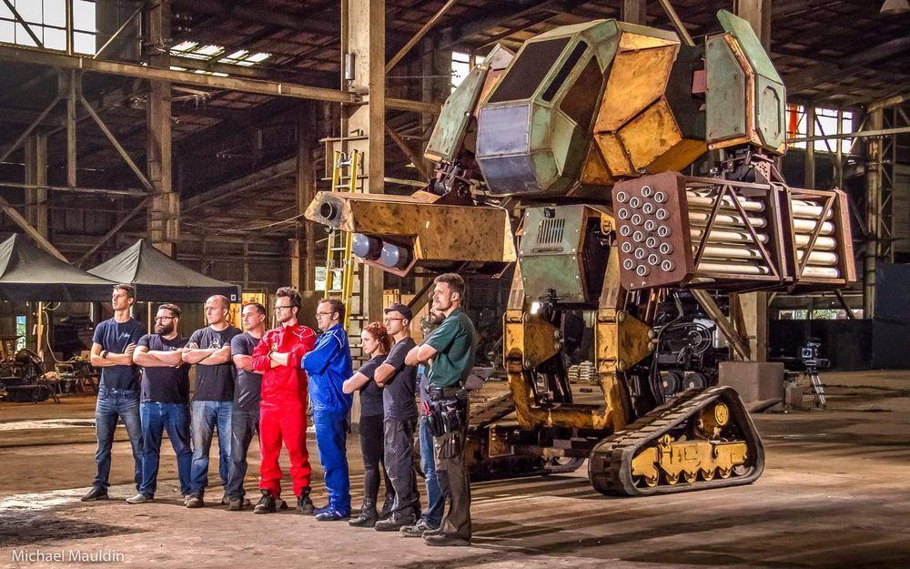 Chuzpe: Fake-Roboterkampf-Veranstalter wollen eine Liga gründen