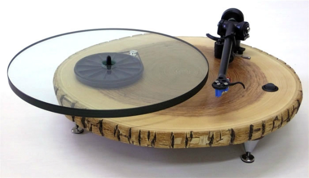 Copyright concerns hit Kickstarter campaign for wood turntable