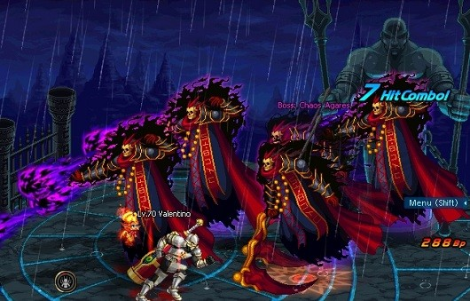 nxsteam Dungeon Fighter Online thieves go to jail