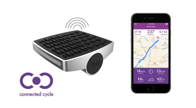 自転車の 自転車 盗難 gps 追跡 : GPS内蔵の自転車盗難防止ペダル ...