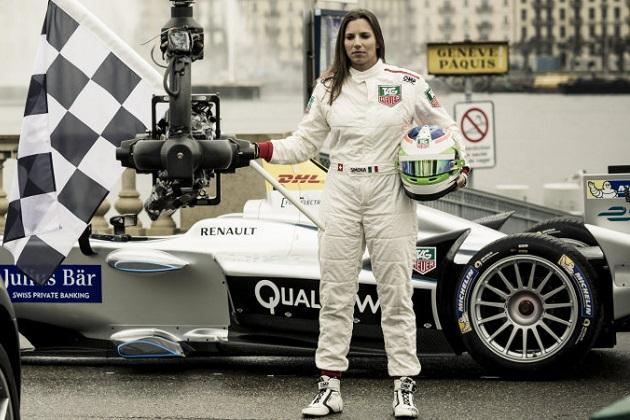 フォーミュラE初となるフルタイムの女性ドライバーが誕生!