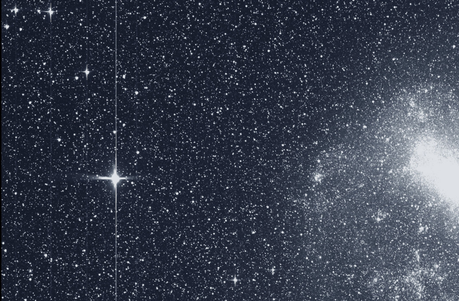 NASA's planet-hunting TESS spacecraft captures 'first light' image