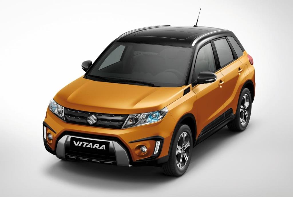 Suzuki Vitara, der neue Suzuki Vitara, Vitara 2015, der neue Suzuki Vitara 2015, Premiere, Debüt, auto salon paris, Pariser Auto salon