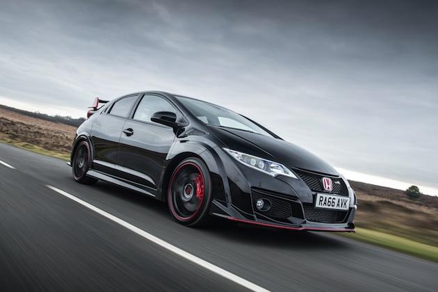 英国ホンダ、「シビック TYPE R」の生産を終了 100台限定の最終特別仕様車「ブラック・エディション」を発売