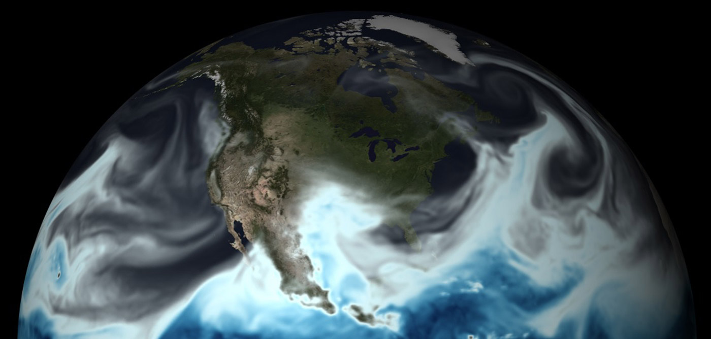 NOAA's supercomputers can make hourly weather forecasts