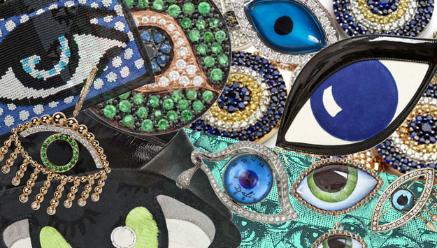 P.S. Dress up your look with an evil eye