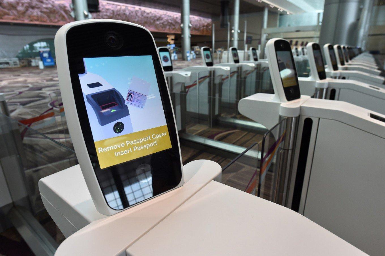 Singapur se prepara para el aeropuerto del futuro