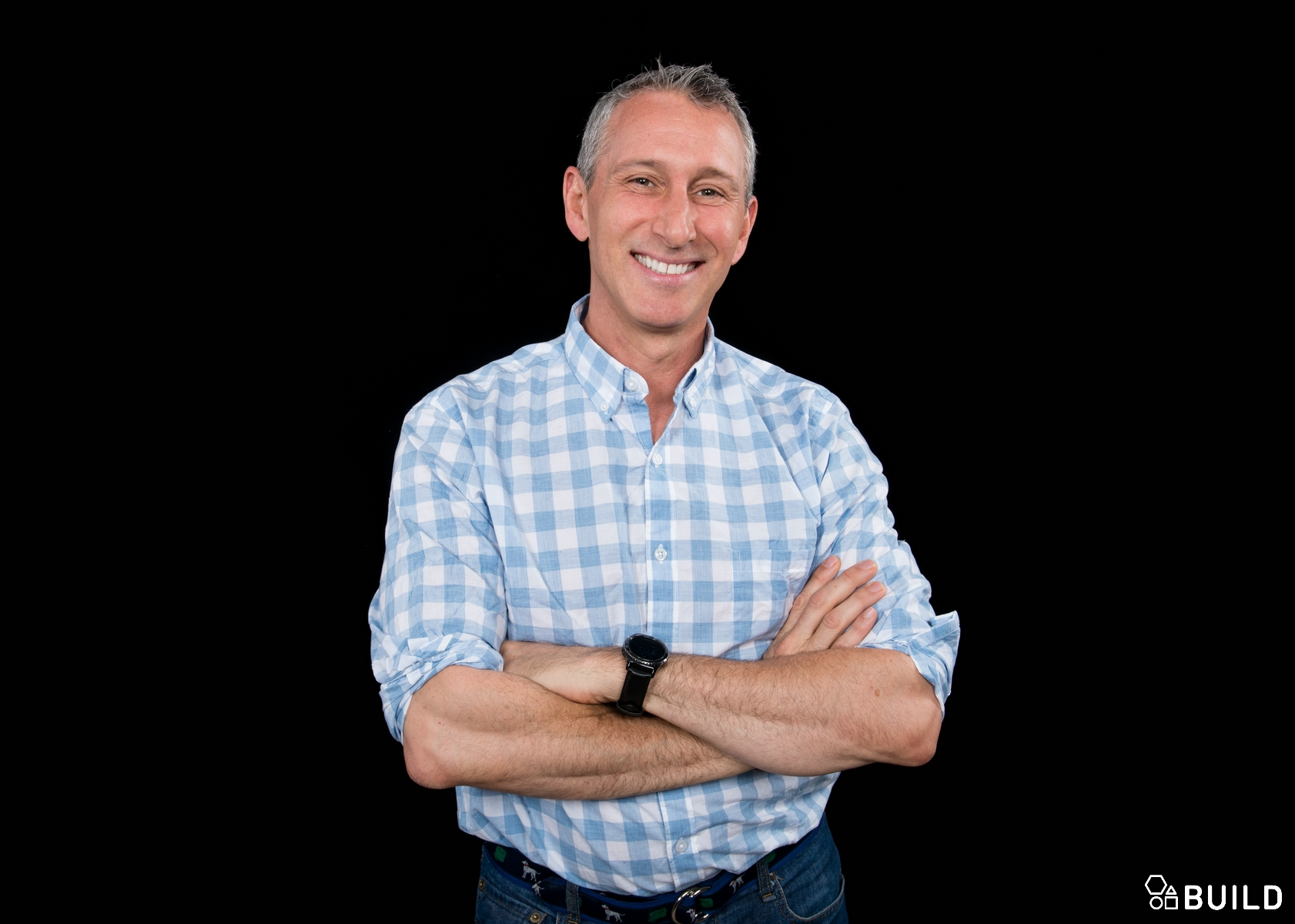 Adam Shankman visits AOL Hq for Build on March 24, 2016 in New York. Photos by Noam Galai