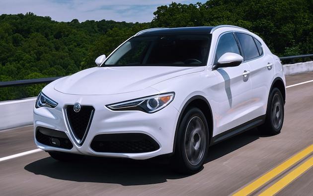 アルファ ロメオが7人乗りの大型SUVを開発中 48Vマイルド・ハイブリッドを採用し最高出力は350〜400馬力に