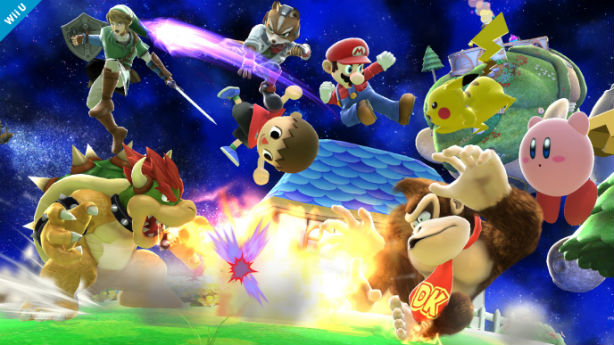 The GNamer Forum Annual Awards 2014!  (Thanks for Playing!) - Page 7 Smash+Bros+Wii+U