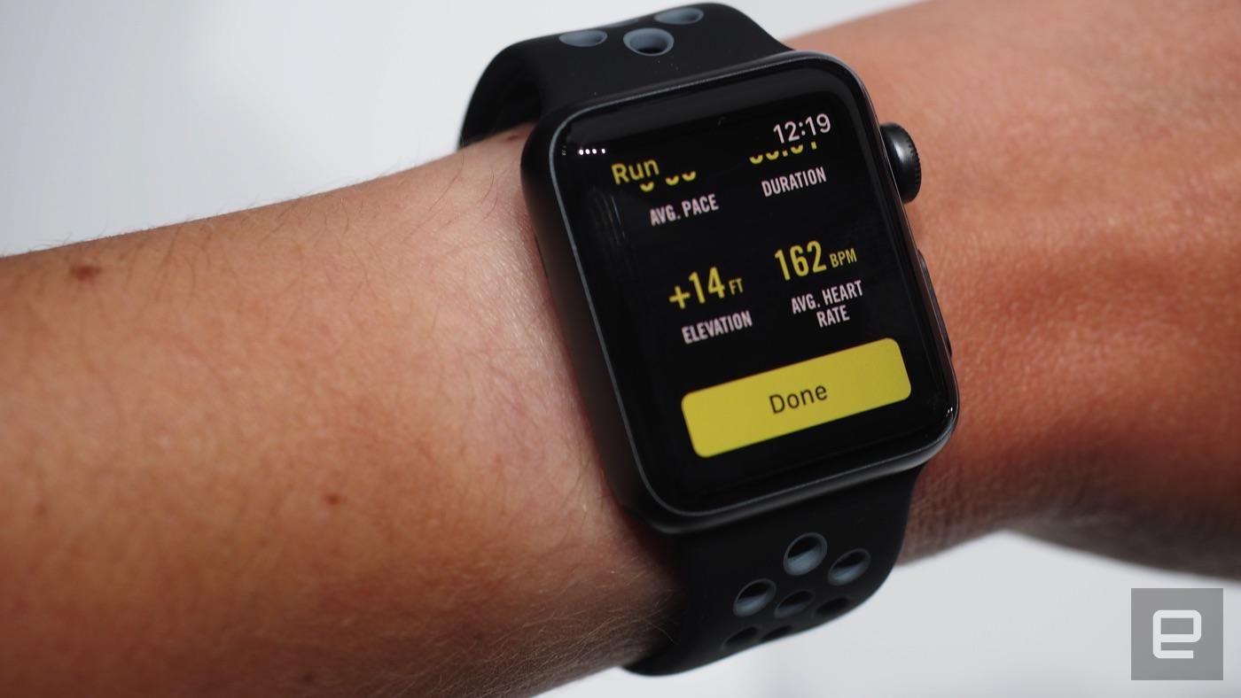 El Apple Watch Nike+ estará disponible el 28 de octubre