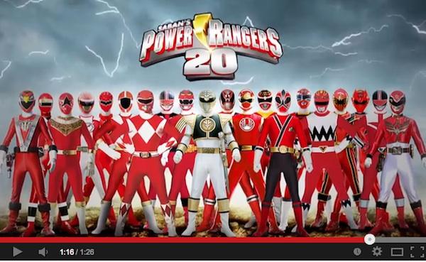 アメリカ版スーパー戦隊シリーズ「パワーレンジャー」が新たに映画化