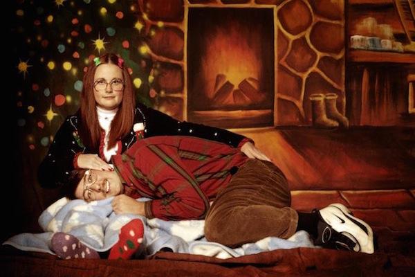 funny christmas cards, funny christmas photos, nerd christmas