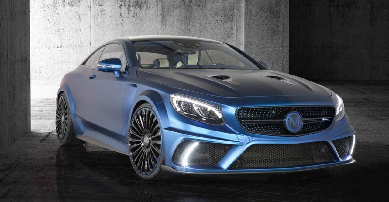Auto salon Genf, Genfer auto salon, mansory, Mercedes-Benz S63 AMG Coupé, AMG, S63 AMG, c222, c 222, Tuner, Tuning