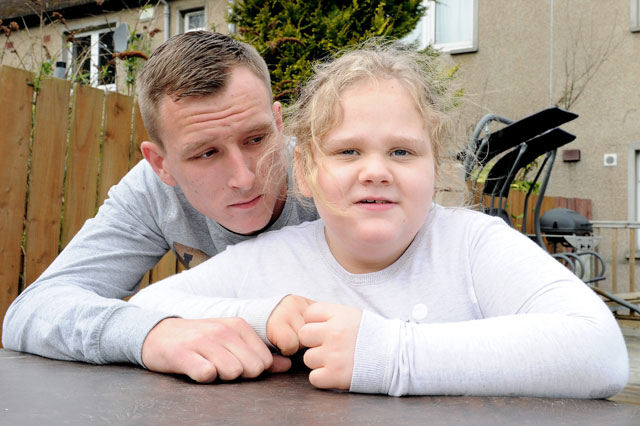 Disabled Brooke Kirkness, 7, thrown out of KFC by 'heartless' staff