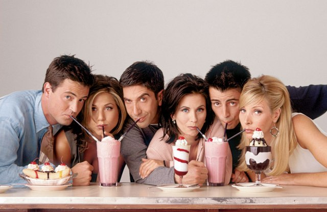 The entire  Friends  series is Friends