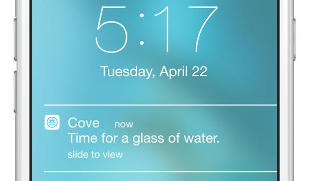 Drink Water Notification