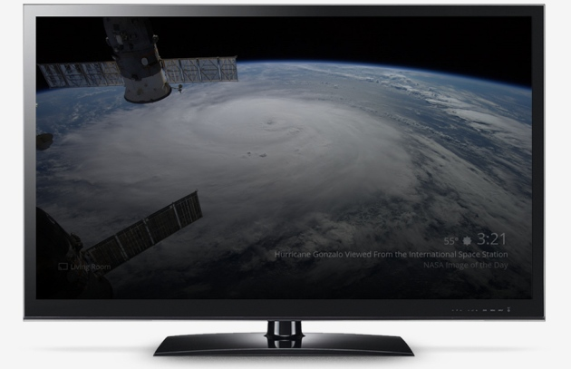 Chromecast works better with Chromebooks, looks better with NASA