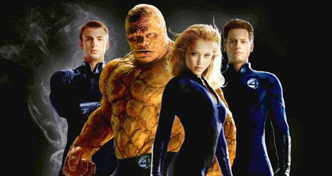 fantastic four reboot found footage
