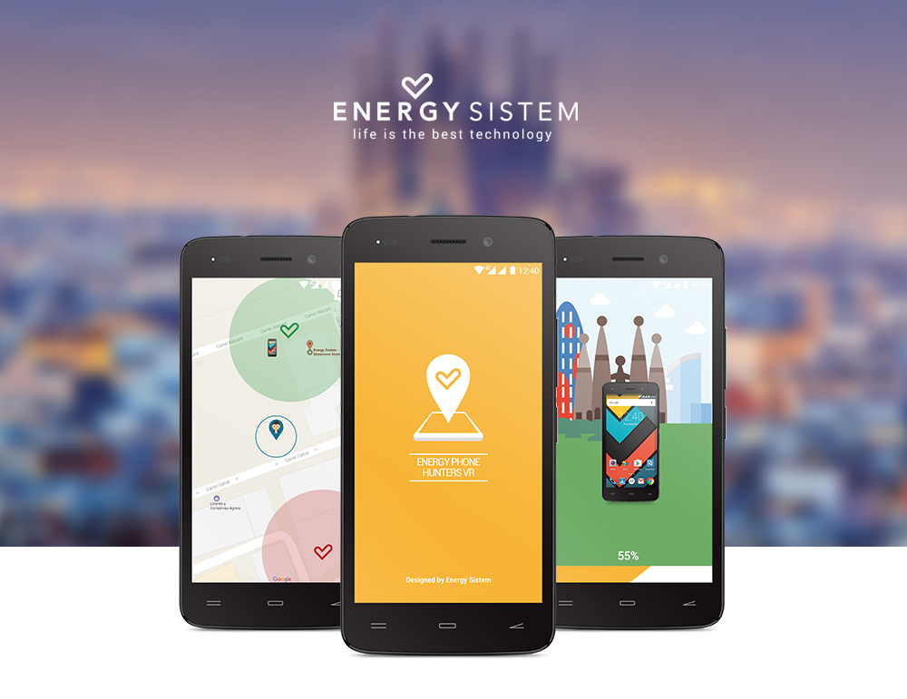 Energy Sistem esconderá 40 teléfonos por Barcelona