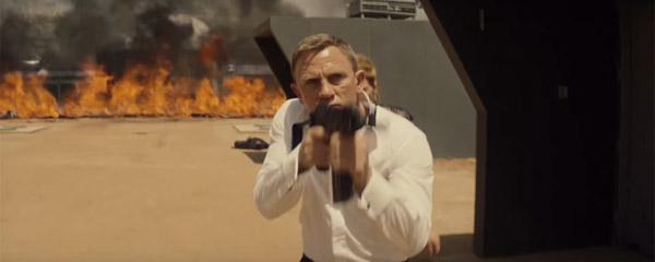 「殺されに来たんだろ?」ボンドVS宿敵・オーベルハウザー!映画『007 スペクター』アクション大増量版予告編がアツすぎる
