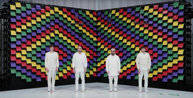 Große Druckerkunst: das neue Musikvideo von OK Go