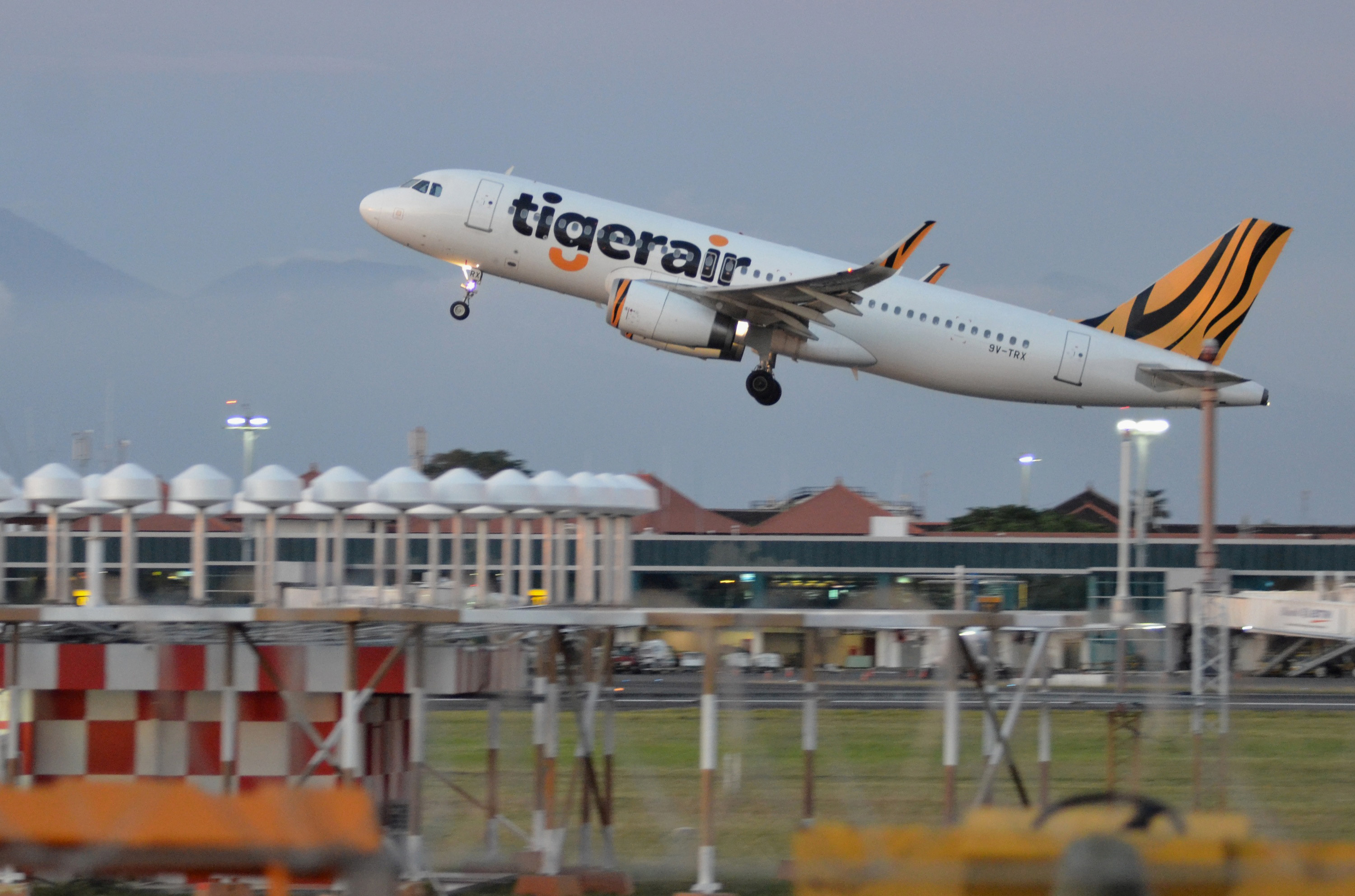 Tigerair has yet to reveal when it will be able to resume flights in and out of Bali
