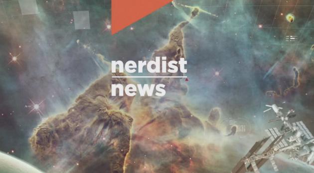 SyFy picks up a 'Nerdist News' TV pilot