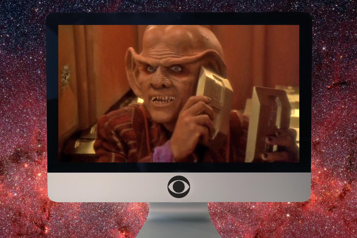I'm not paying CBS to watch 'Star Trek' online