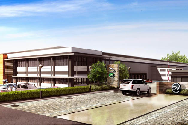 Jaguar Land Rover Special Vehicle Operations Technical Centre