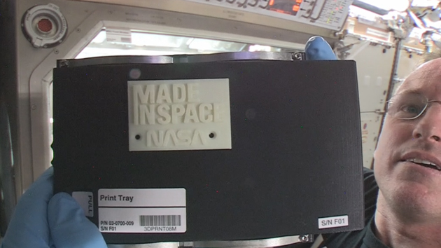 La Estación Espacial Internacional ya tiene su impresora 3D