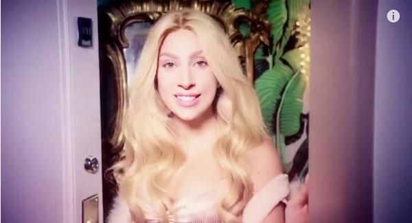 レディー・ガガの資生堂CMが美人すぎる 「あなただけが、あなたを美しくできる」
