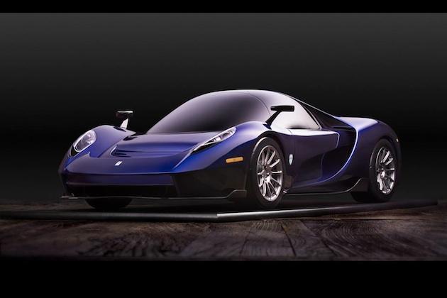 スクーデリア・キャメロン・グリッケンハウス、米国で生産される3人乗りの新型スーパーカー「SCG 004S」を発表