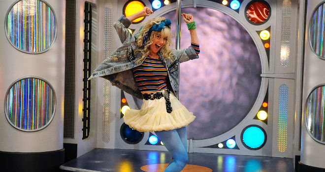 how i met your mother finale robin sparkles
