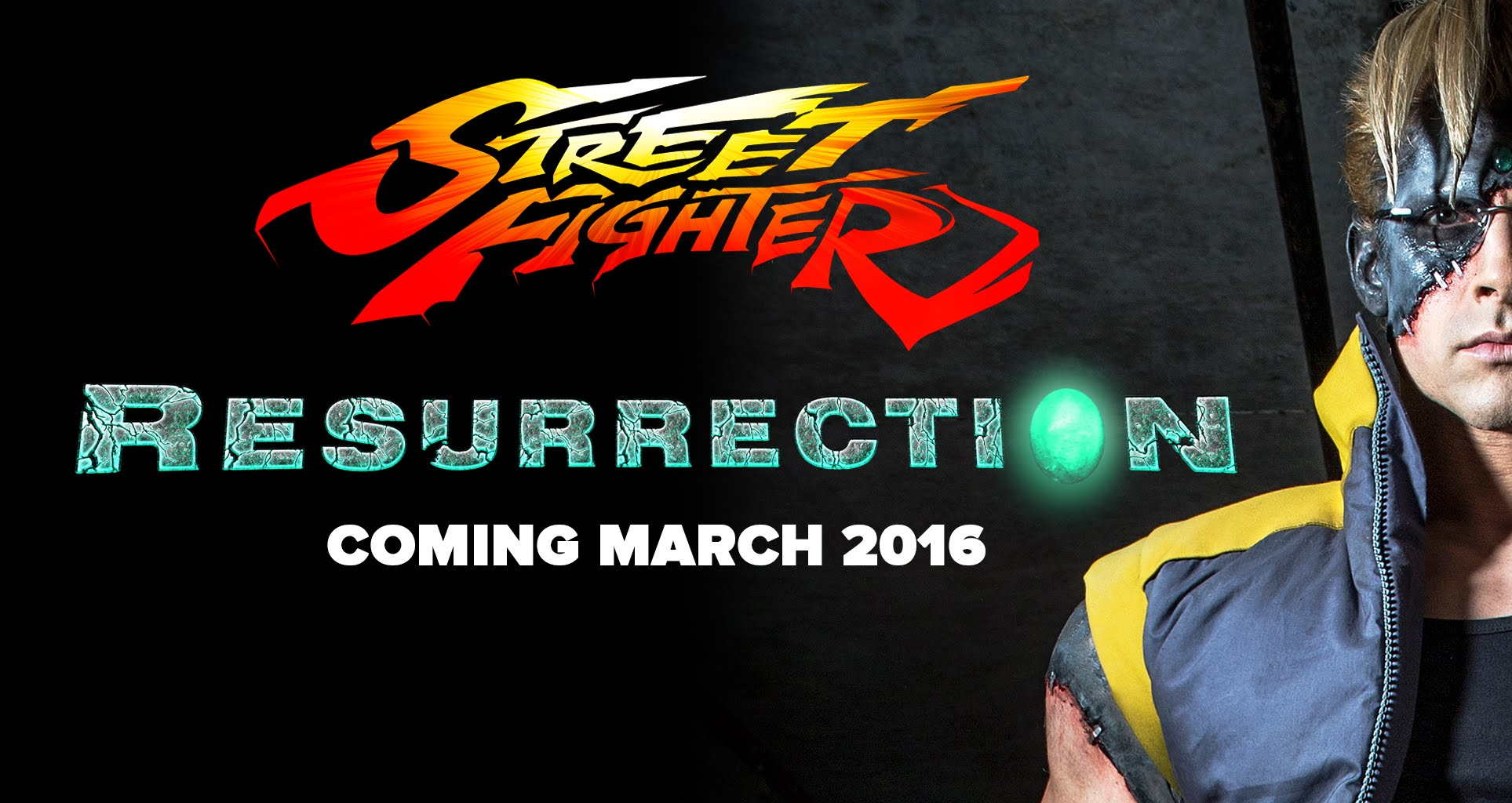 Watch the trailer for new live-action series 'Street Fighter: Resurrection'
