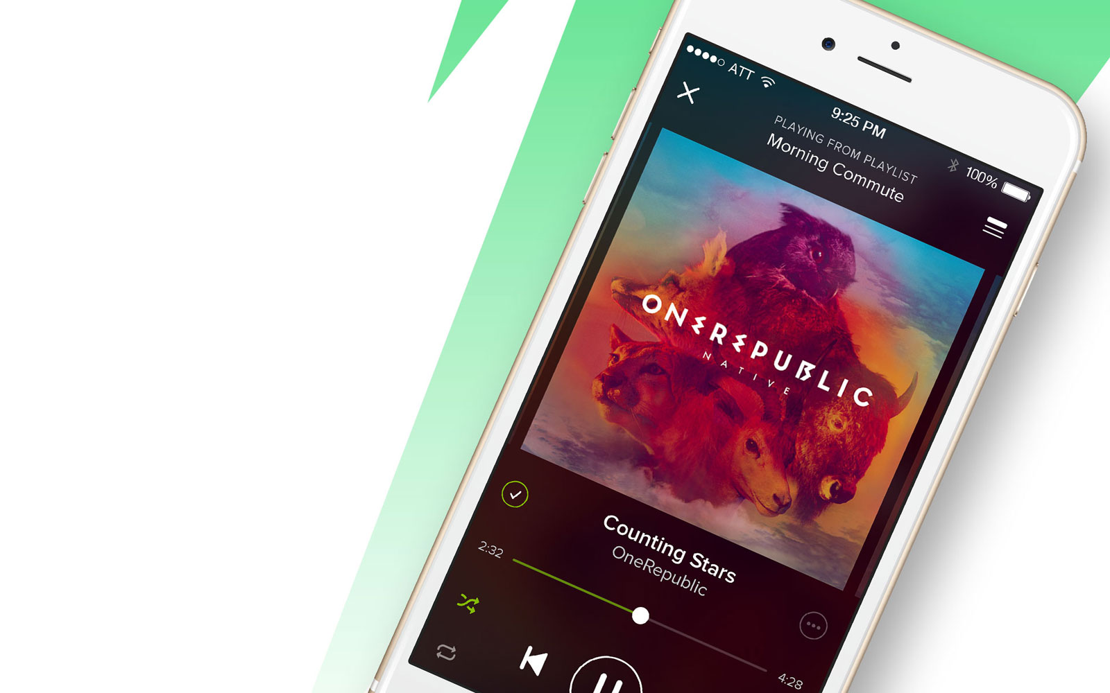 Spotify lanza su servicio de video para Android e iOS
