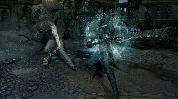 Bloodborne has Dark Souls in its veins