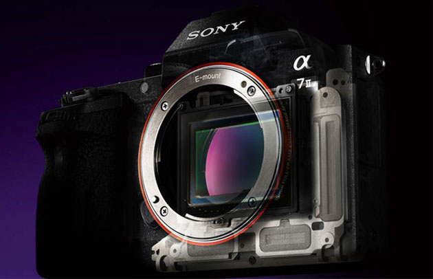 The new Sony A7 II camera arrives in the US next month for $1,700