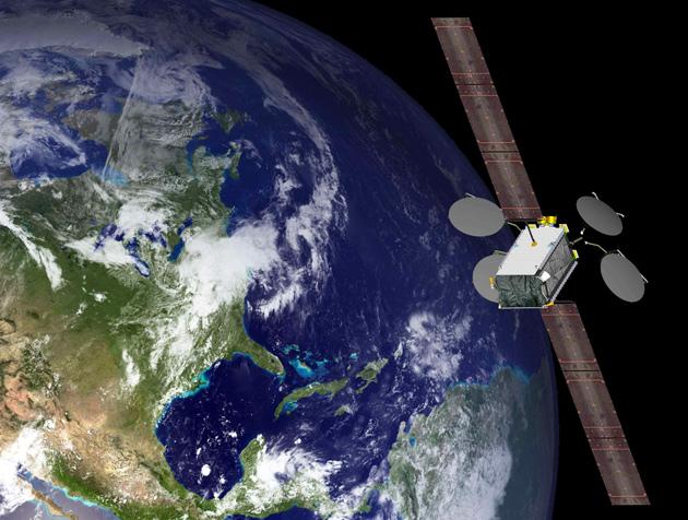 Erster Satellit mit reinem Ionenantrieb nimmt seinen Dienst auf (endlich)