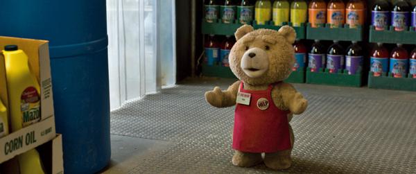 大人になるまで待てない!『テッド』地上波初放送、有吉弘行が新たに声を収録