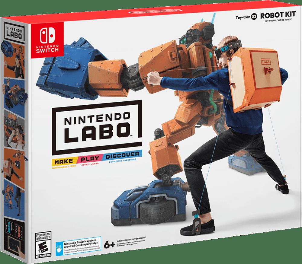 Labo Robot Kit image