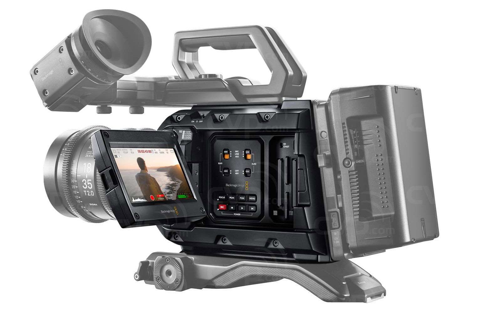 photo image Blackmagic's RAW video codec marries quality and speed