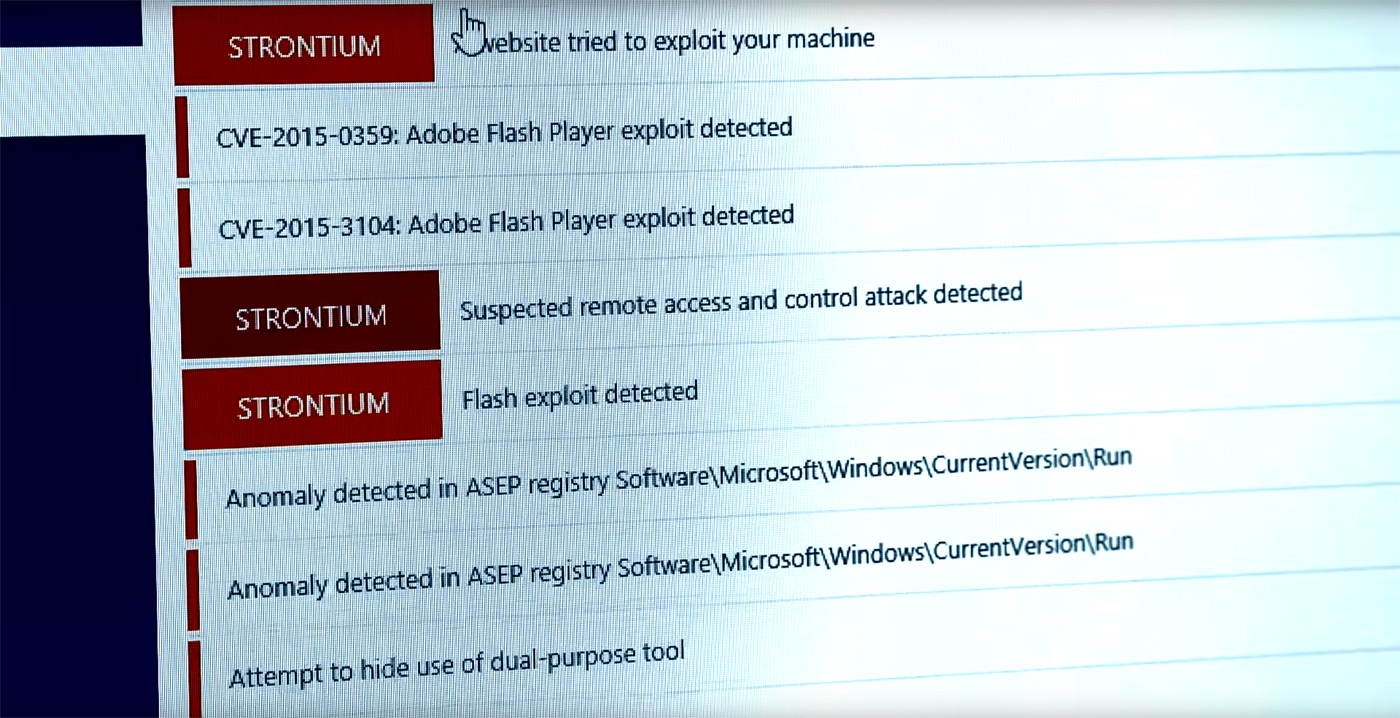 Windows 10 now protects against cyberattacks