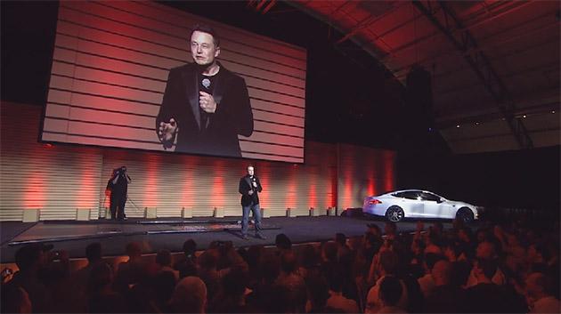 Tesla's battery-swap stations will finally arrive in December