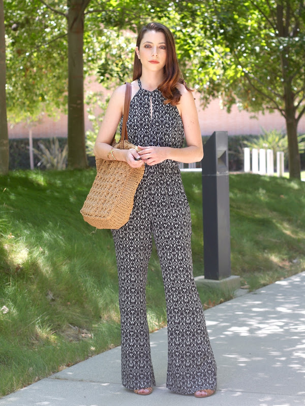 Street style tip of the day: Abstract print