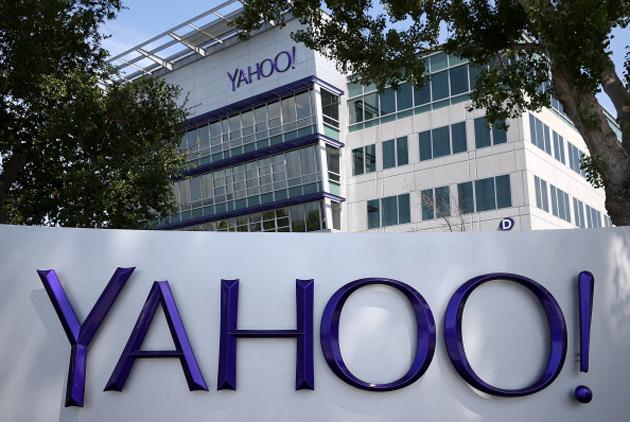 Yahoo's headquarters in Sunnyvale