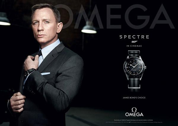 『007 スペクター』×オメガの超豪華コラボ映像が到着!「007、特別なものを用意した」