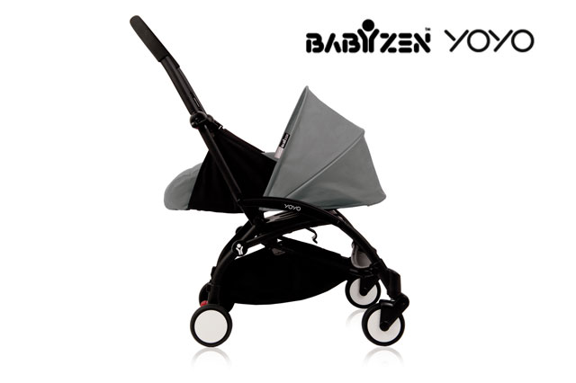 WIN a BABYZEN YOYO buggy worth £445!