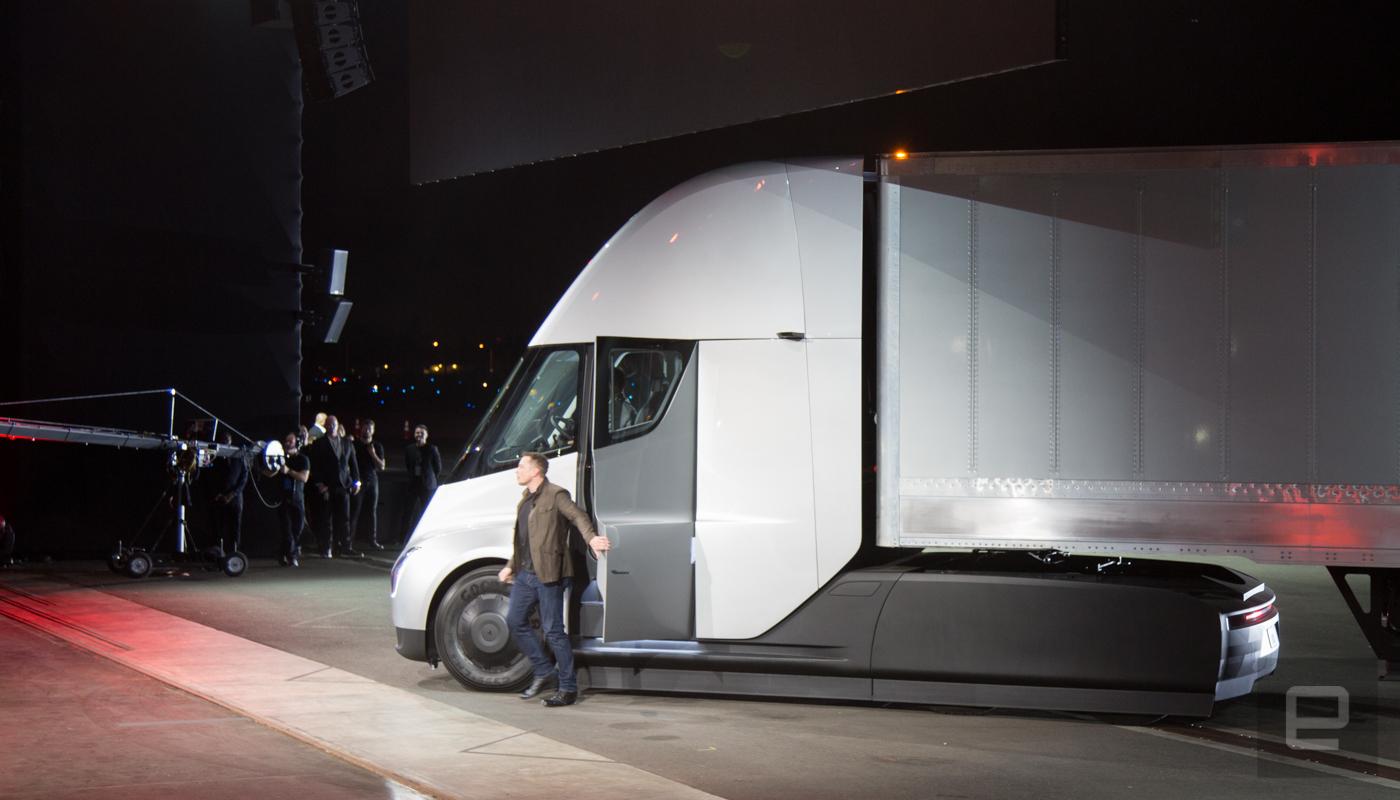 Tesla Semi: el futuro del camión eléctrico ya está aquí y es increíble