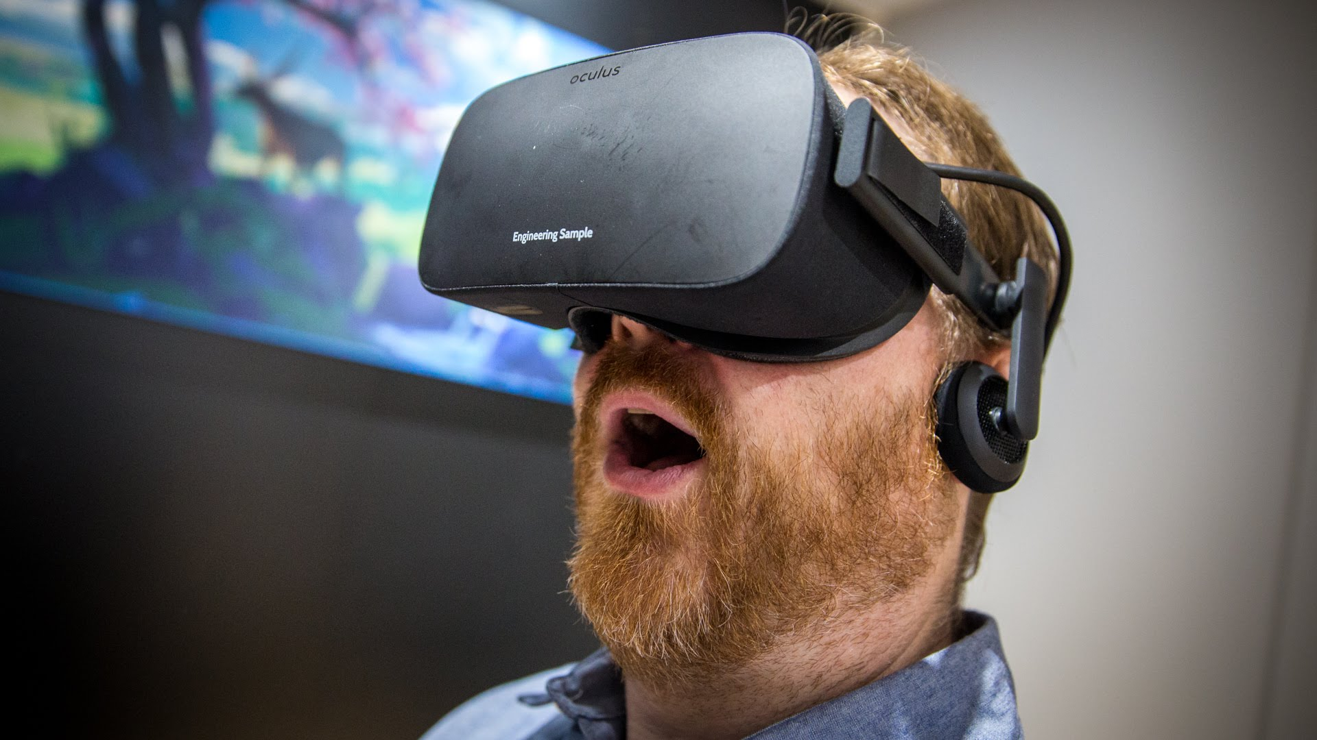 Oculus Rift ships, kicks off VR officially, so good luck affording one